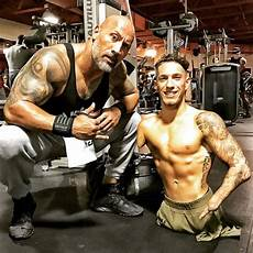 Dwayne Johnson The Rock Height Age Weight