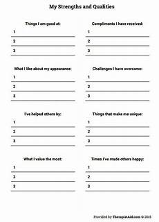 by grosso healthy therapy worksheets