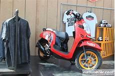 Modif Helm Scoopy by Galeri Foto Tiga Modifikasi New Scoopy Gaya Barudak Bandung