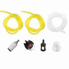 Benzinschlauch 4mm Innendurchmesser - swnkdg universal 2x benzinfilter kit benzinschlauch