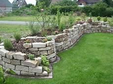 steinmauer selber machen die besten 25 trockenmauer bauen ideen auf