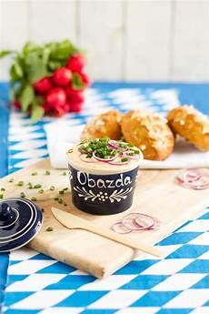 Bayerischer Obazda Mit Laugengeb 228 Ck Bavarian Cheese Mix