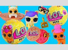lol surprise pets release date