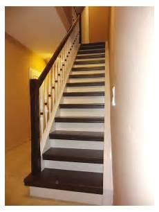 treppenrenovierung mit laminat treppenrenovierung stufen geschosstreppen