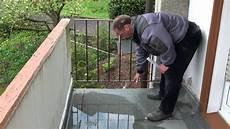 bitumenbahnen verlegen auf holz negativbeispiel einer balkonsanierung firma k timreck
