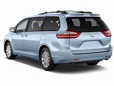 Image 2016 Toyota Sienna 5dr 8 Pass Van XLE FWD Natl