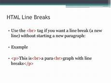 Br Html what is tag quora