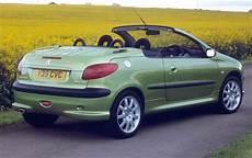 Peugeot 206 Cc 2000 Car Review Honest