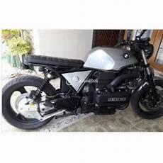 Motor Modif Harley Murah by Motor Gede Moge Bmw K1100 Modif Bobber Tahun 1990 Second