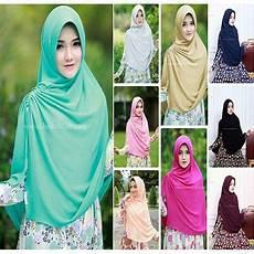 Jilbab Syar I Khimar Miska Model Jilbab Terbaru 2018