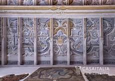 soffitti decorati appartamento in villa d epoca