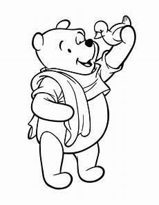 kleurplaten kleurplaat winnie de pooh