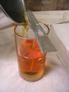 creare una candela fatto in casa tutorial per creare una candela gel a forma