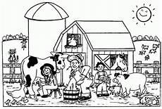 Malvorlagen Bauernhof Word Bauernhof 4 Ausmalbilder Bauernhof Malvorlagen Malvorlagen