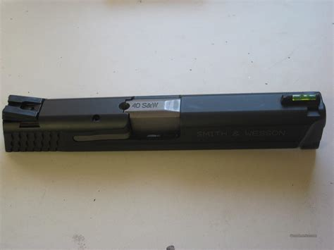 Smith & Wesson M&p 40 Sw Complete Slide For Sale