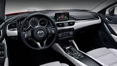 Mazda 6 Innenraum - test 2016 mazda 6 touring revistied