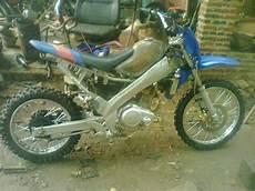 Vixion Modif Klx by Modifikasi Yamaha Vixion Menjadi Trail Klx