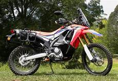 honda crf 250 rally universal racks