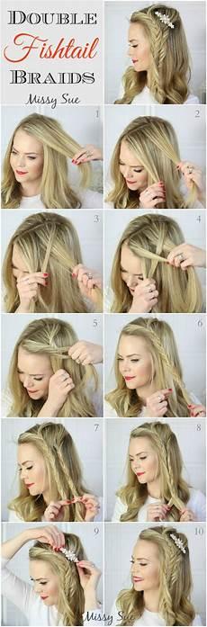 Hairstyles Braids Tutorial 10 braids hairstyles tutorials everyday hair