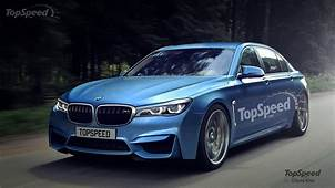 2017 BMW M7  Rendering