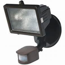 home wiring security lights globe electric 110 degree 150 watt outdoor black halogen motion sensor security light fixture