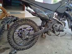 Revo Modif Trail by 90 Modifikasi Motor Trail Bebek Revo Modifikasi Trail