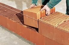 brique pour mur prix d un mur en brique monomur 2019 travaux