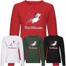 frohe weihnachten einhorn sweater damen weihnachten