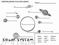 collection of solar system worksheets 3rd grade sharebrowse education science solar