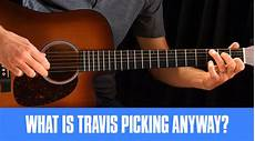 guitar picking technique travis picking with songs for beginners and advanced players guitar tricks