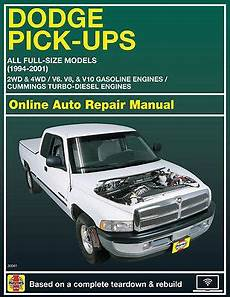 manual repair free 1995 dodge ram van 2500 engine control 1999 dodge ram 2500 haynes online repair manual select access ebay