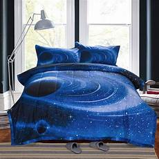 3d galaxy comforter bedding sets queen size universe outer