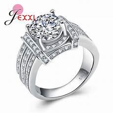jexxi wholesale elegant 925 sterling silver rings for