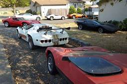 Sterling Kit Car Collection Liquidation