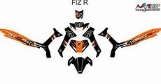 Striping Fiz R Variasi by Fiz R Stikermotor Net Customize Without Limit