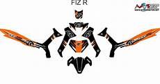 Stiker Motor Fiz R Keren by Stiker Fiz R Racing Stikermotor Net Customize