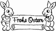 Peppitext Malvorlagen Ostern Frohe Ostern