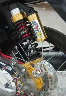 Harga Lu Variasi Motor Beat by Honda Beat 2011 Detail Di Kaki Lebih Berarti Gilamotor