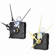 Black Quartz Clock Silent Movement by 12mm Gold Black Quartz Silent Clock Movement Mechanism
