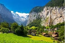 Panorama Alam Di 10 Lembah Terindah Di Dunia Ini Bikin Betah