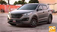 Hyundai Santa Fe Tuning