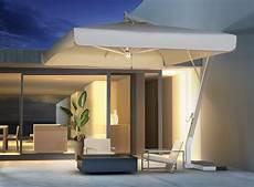 ombrelloni per terrazze ombrelloni a braccio laterale ombrelloni terrazze e giardino
