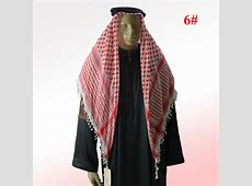 2019 Arab Scarf Tactical Scarf Male Bandanas Clothing