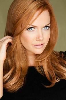 1001 variantes de la couleur auburn pour vos cheveux