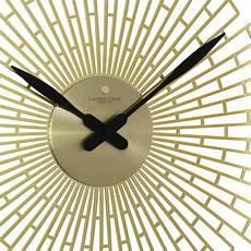 wall clock clock company deco gold gloss wall