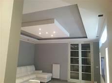 abbassamento di soffitto cartongesso velette in cartongesso soggiorno controsoffitto stili