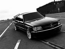Mercedes 560 SEC AMG Wallpapers