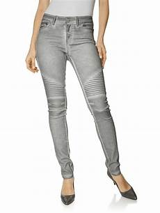 only damen jeanshose onlroyal reg sk biker pim600