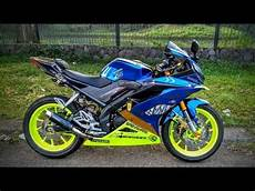 Modifikasi Motor Yamaha R15 by Modifikasi Yamaha R15 V3 Keren Keren Part 2