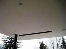 Chauffage Plafond Radiant Chauffage Infrarouge Exterieur Encastr 233 Dans Un Plafond